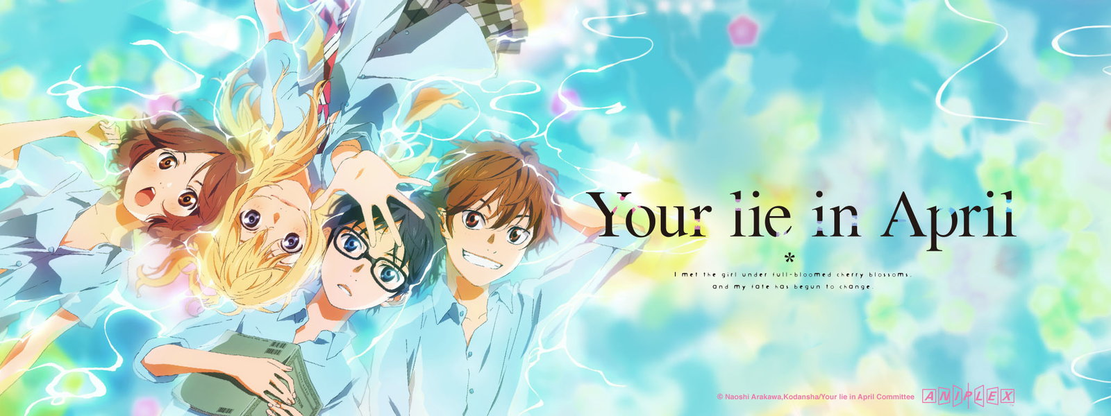 Image result for your lie in april