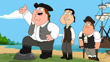 Family Guy: Peter's Progress