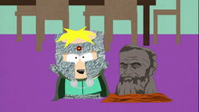 South Park: Cutting the Head off The Powell Statue