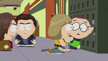 South Park: Into Mackey's Memmories...