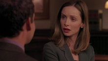 Ally McBeal: Those Lips, That Hand
