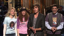 Saturday Night Live: Zac Efron