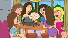 Family Guy: Emission Impossible
