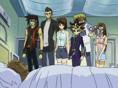 yugi vs marik battle city finals ending a relationship