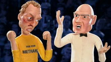 Celebrity Deathmatch: Changing of the Guard