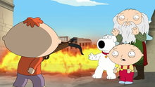 Family Guy: The Big Bang Theory