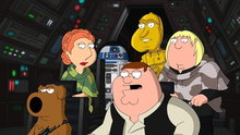 Family Guy: Episode VI: It's a Trap