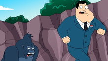 American Dad!: Gorillas in the Midst