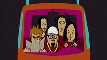 South Park: Korn's Groovy Pirate Ghost Mystery