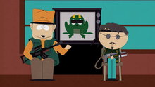 South Park: The Mexican Staring Frog of Southern Sri Lanka