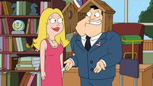 American Dad!: Widowmaker