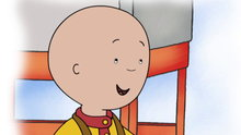 Caillou: Caillou's Surprise (Caillou the Creative)