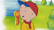 Caillou: Captain Caillou (Caillou Pretends to Be)