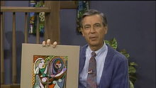 Mister Rogers' Neighborhood: Art and the Spanish Singing Bakers
