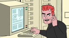 Ugly Americans: Mark Loves Dick