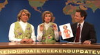 Saturday Night Live: Weekend Update: Garth and Kat
