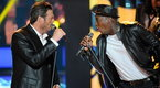 "The Voice: Blake Shelton and Jermaine Paul: ""Soul Man"""