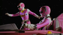 Power Rangers Lost Galaxy: The Power of Pink