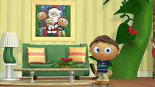 Super Why!: Twas the Night Before Christmas (Twas the Night Before Christmas & Other Stories)