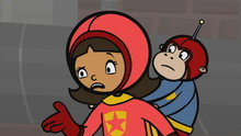 WordGirl: Who Wants Candy? / Chuck's Brother