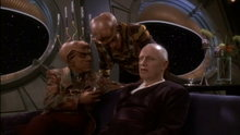 Star Trek: Deep Space Nine: Business as Usual