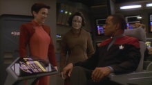 Star Trek: Deep Space Nine: Destiny