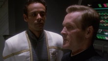 Star Trek: Deep Space Nine: Inter Arma Enim Silent Leges