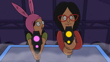 Bob's Burgers: Mother Daughter Laser Razor