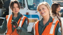 Parks and Recreation: Women in Garbage
