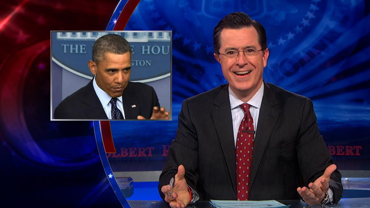 The Colbert Report - s9 | e70 - Mon, Mar 4, 2013