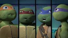 Teenage Mutant Ninja Turtles: TCRI