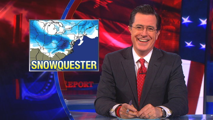 The Colbert Report - s9 | e72 - Wed, Mar 6, 2013