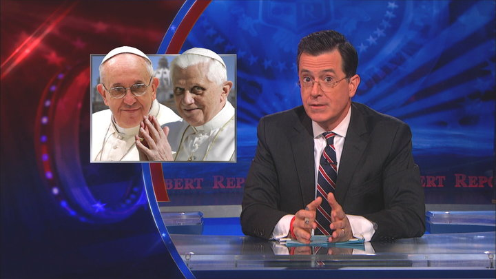 The Colbert Report - s9 | e74 - Mon, Mar 25, 2013