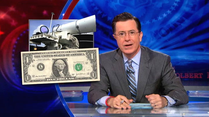 The Colbert Report - s9 | e84 - Wed, Apr 10, 2013