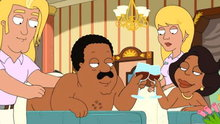 The Cleveland Show: Squirt's Honor