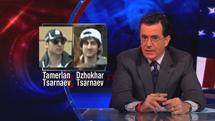 The Colbert Report - s9 | e89 - Mon, Apr 22, 2013
