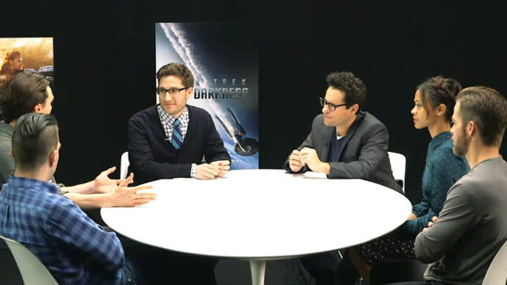 MTV News - MTV First: Star Trek Into Darkness, Part 2