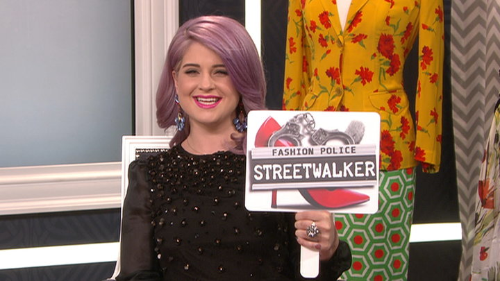 Fashion Police - Starlet or Streetwalker Guessing Game