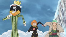 Watch One Piece Season 11 Episode 595 -  (Sub) Capture M! the Pirate Alliance's Operation Launches! Online