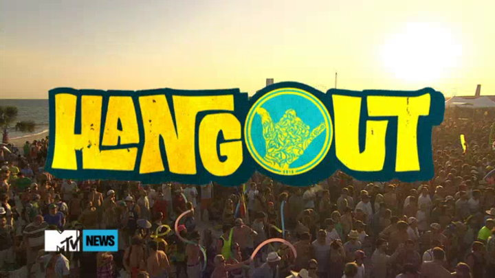 MTV News Heads Down to Hangout Fest