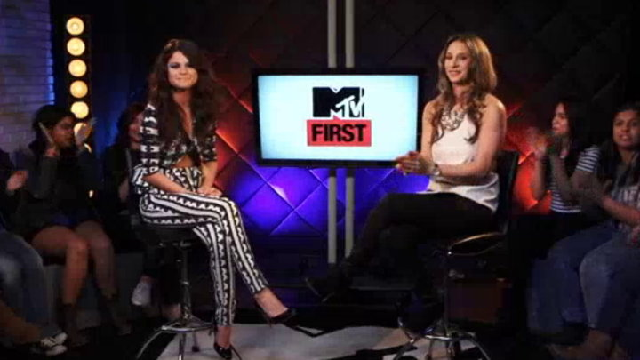 MTV News - MTV First: Selena Gomez, Part 10