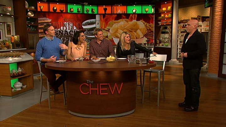 The Chew - Last Bites: Preventing Weight Gain
