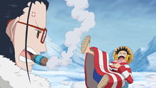Watch One Piece Season 11 Episode 596 -  (Sub) On the Verge of Annihilation! a Deadly Monster Comes Flying In! Online