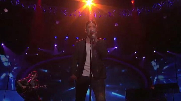 American Idol - Stefano Langone Performs Yes to Love