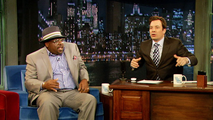 Late Night with Jimmy Fallon - Cedric the Entertainer Still Loves Stand-Up