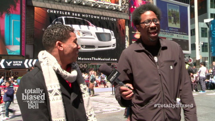 Totally Biased with W. Kamau Bell - Secret Stereotypes