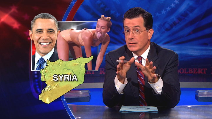 The Colbert Report - s9 | e142 - Tue, Sep 3, 2013
