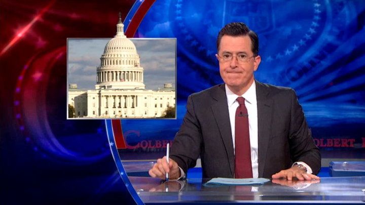 The Colbert Report - s10 | e9 - Mon, Oct 21, 2013