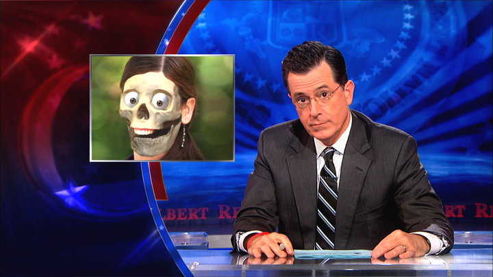 The Colbert Report - s10 | e13 - Mon, Oct 28, 2013