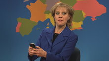 Watch Saturday Night Live Weekend Update Chancellor Angela Merkel online Free Hulu
